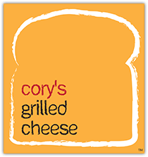Cory's Grilled Cheese logo